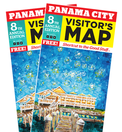 Panama City Beach Map Hotels Condos Attractions Amp More