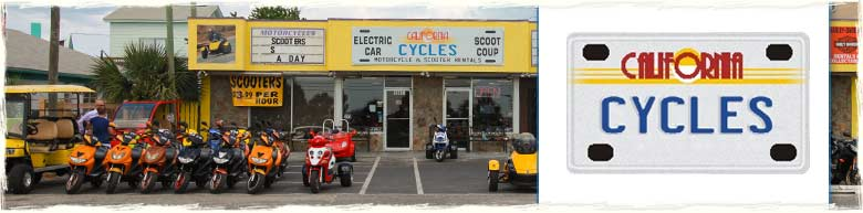 California Cycles in Panama City Beach, Florida